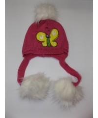 Kepurė mergaitėm