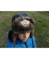 Kepurė su kailiuku